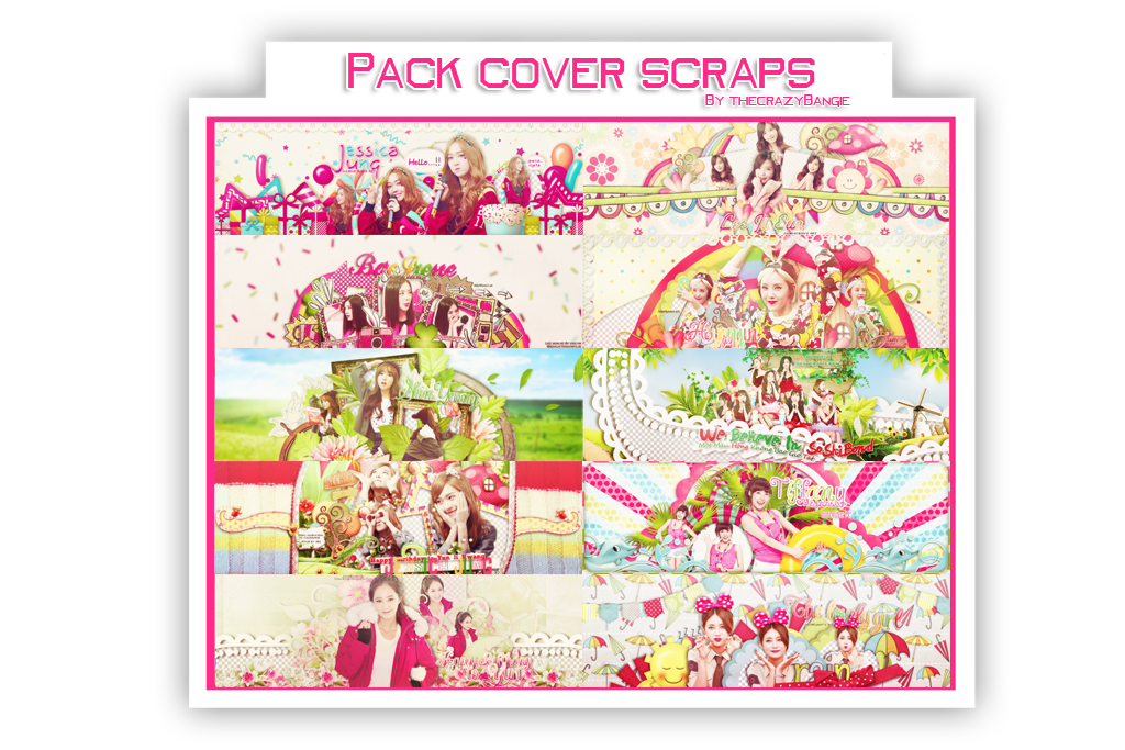 Png pack for photoshop. Cover scraps share