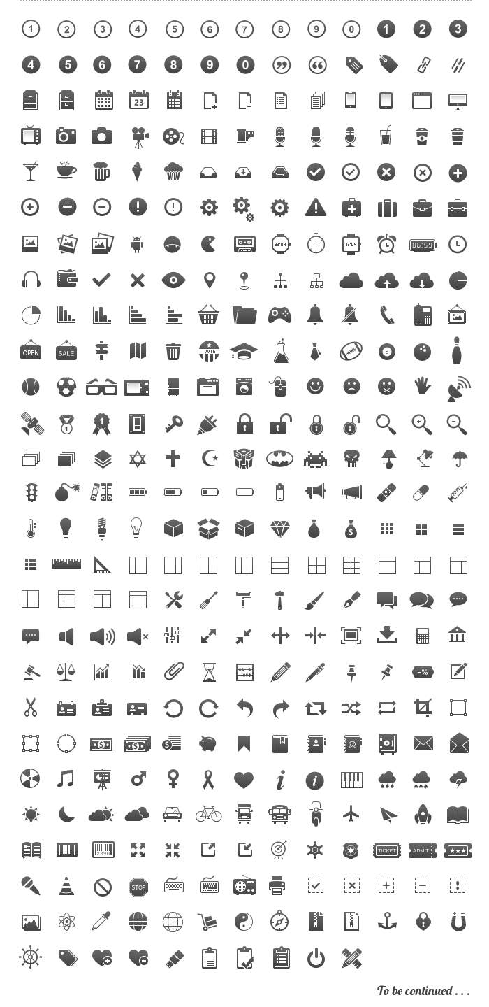 Png pack free download. Icons set designed by