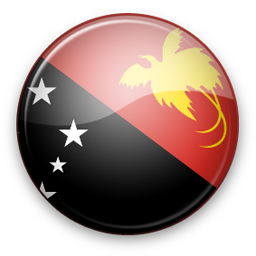 Png papua new guinea. Icon oceania flags icons