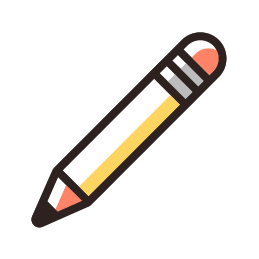 Png pencil. Icon and vector for