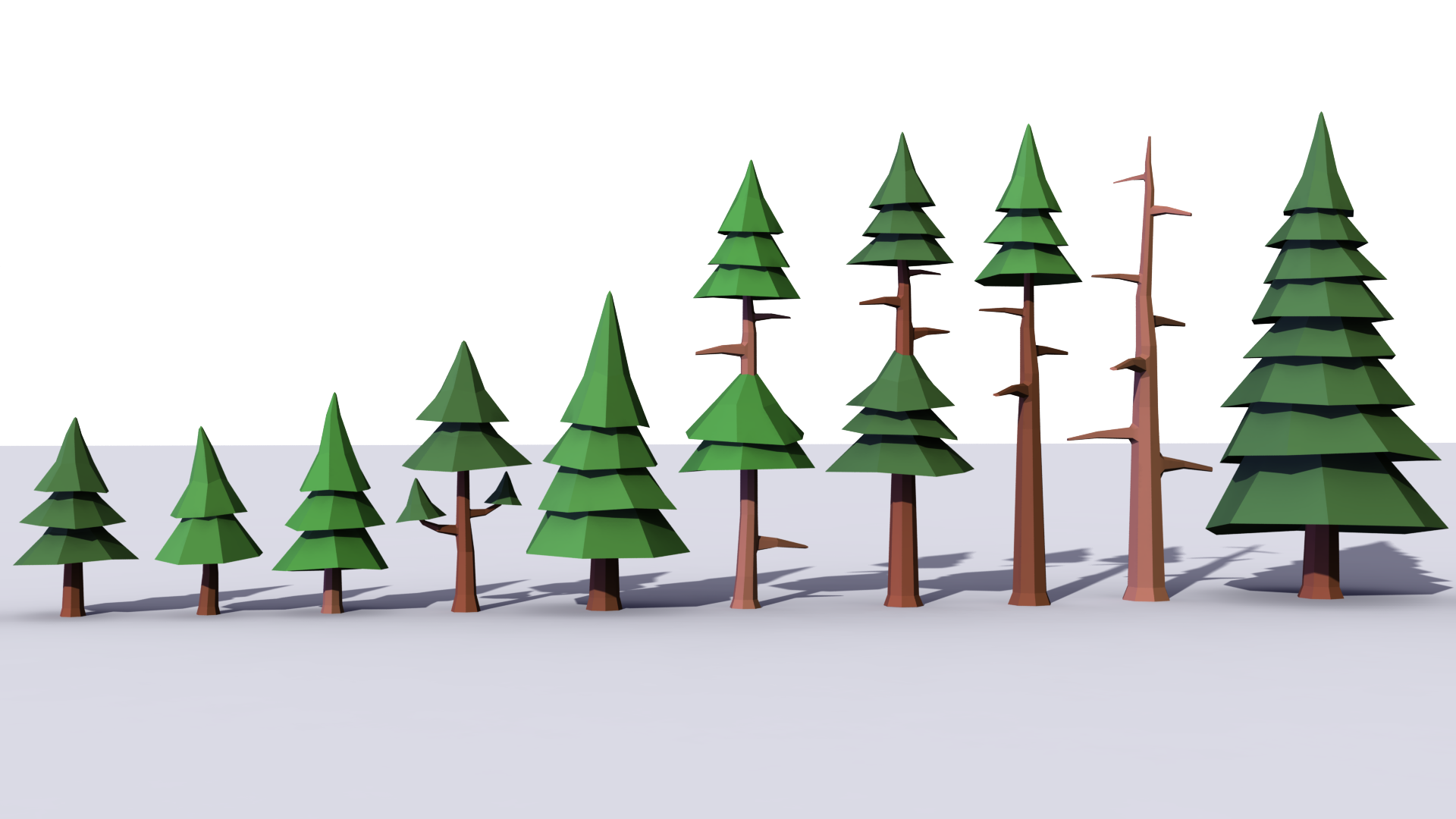 low poly pack. Png pine trees png black and white download