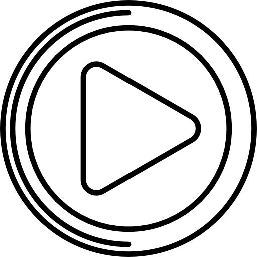 Png play button. Circular free interface icons