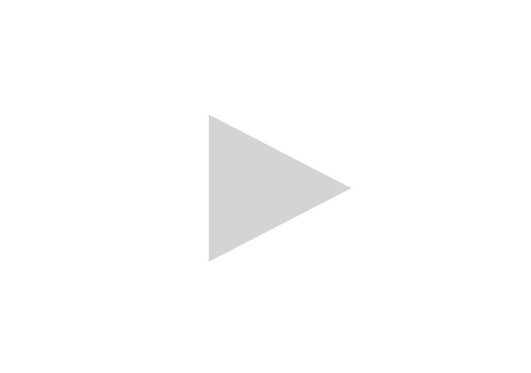 Png play button. Youtube style hover silver