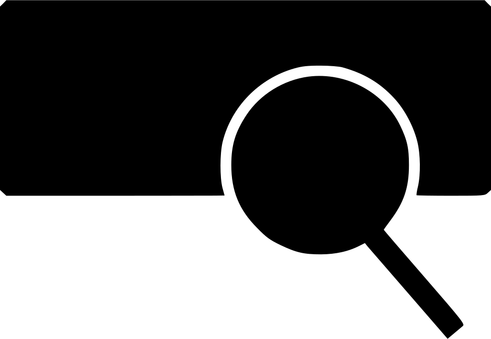 Png search bar. Svg icon free download