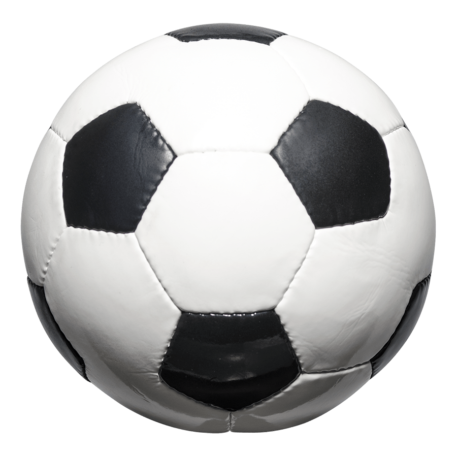 Soccer balls png. Traditional hand sewn ball
