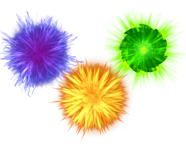 Png special effects. Transparent images all clipart