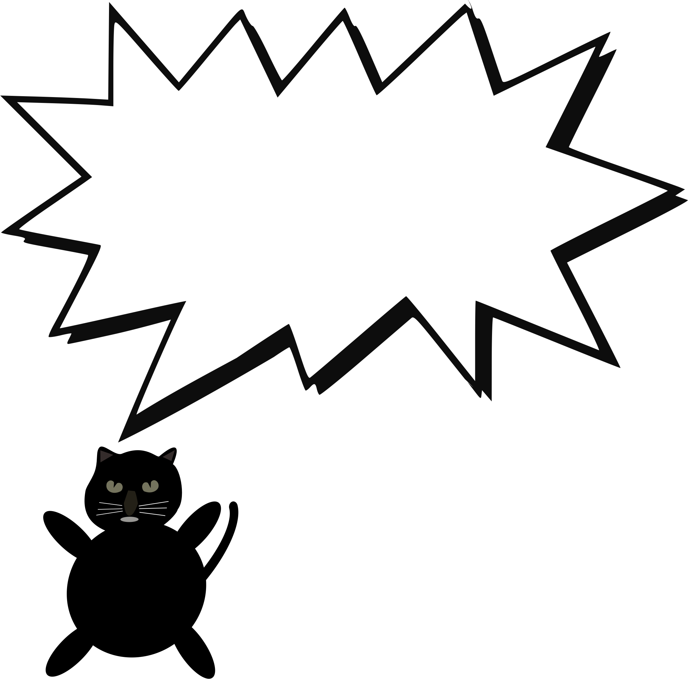 Png speech bubble. With cat icons free