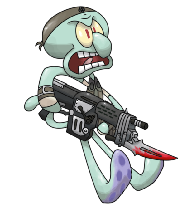 Png squidward. Image spongebob squarepants know