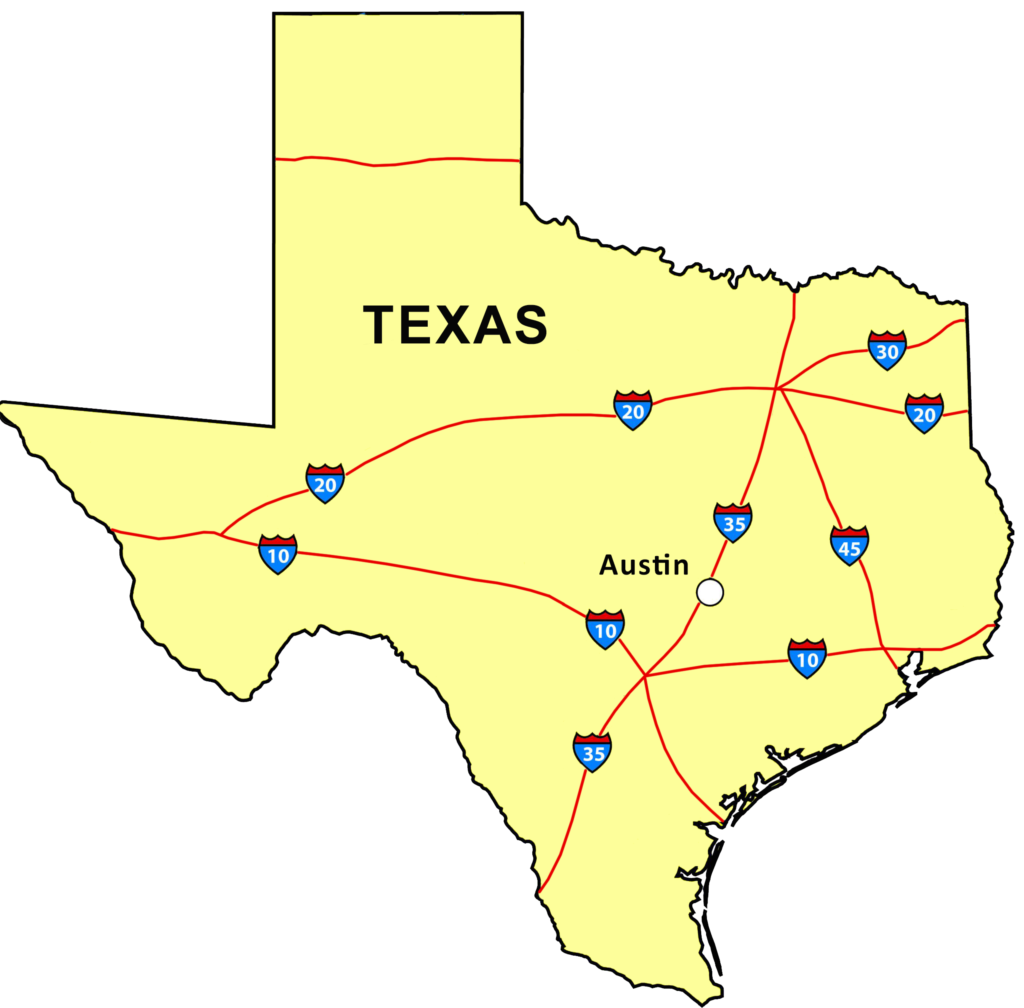 Png state of texas. Audiovisual services provided to