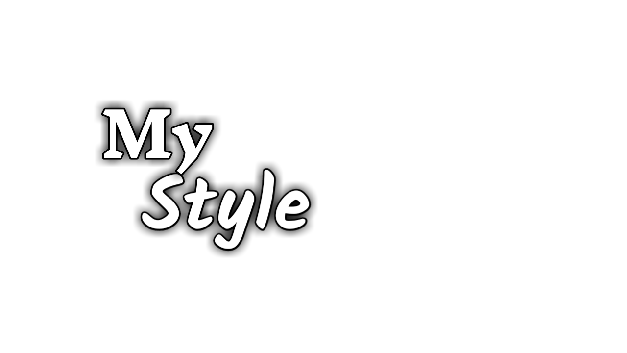 Png style text. Free attitude for picsart