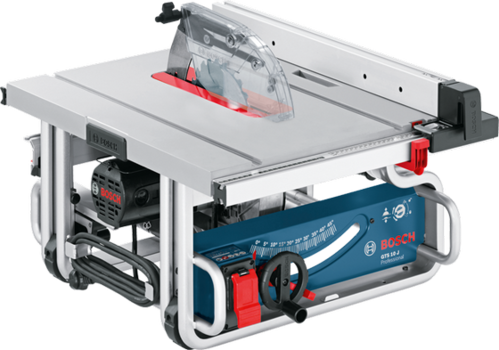 Png table saw. Bosch gts j professional