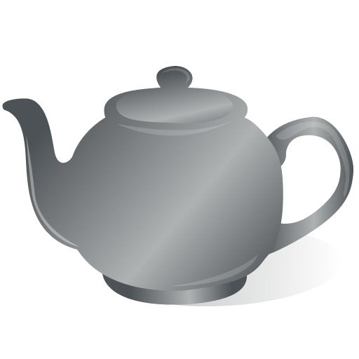 Png teapot. Icon kitchen iconset julie