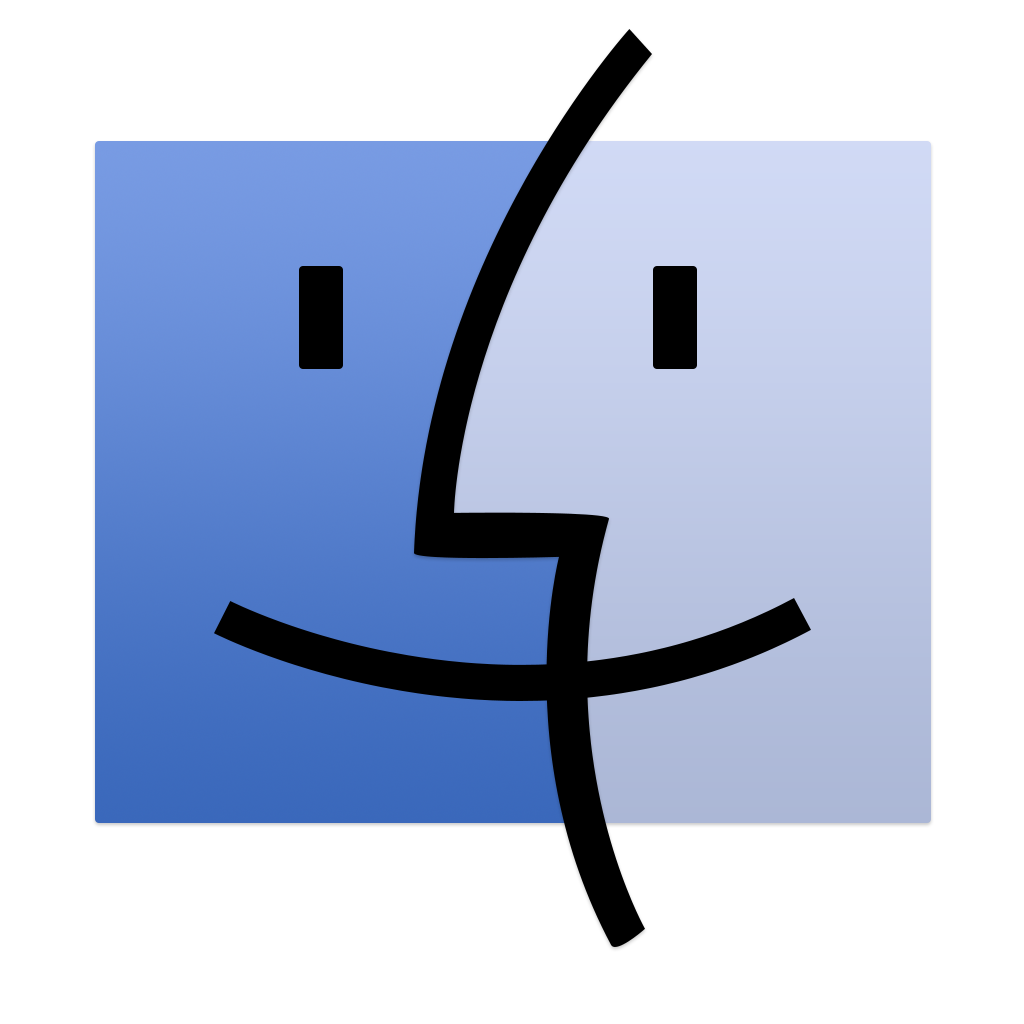 Svg mac finder. Icon myiconfinder