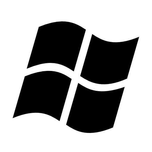Png to icon windows. Microsoft operating system logo