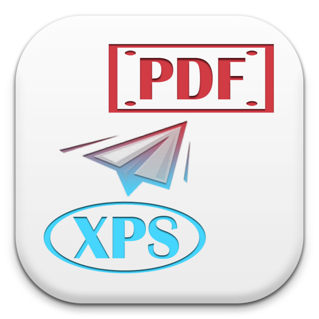 .png to pdf. Xps lite on the
