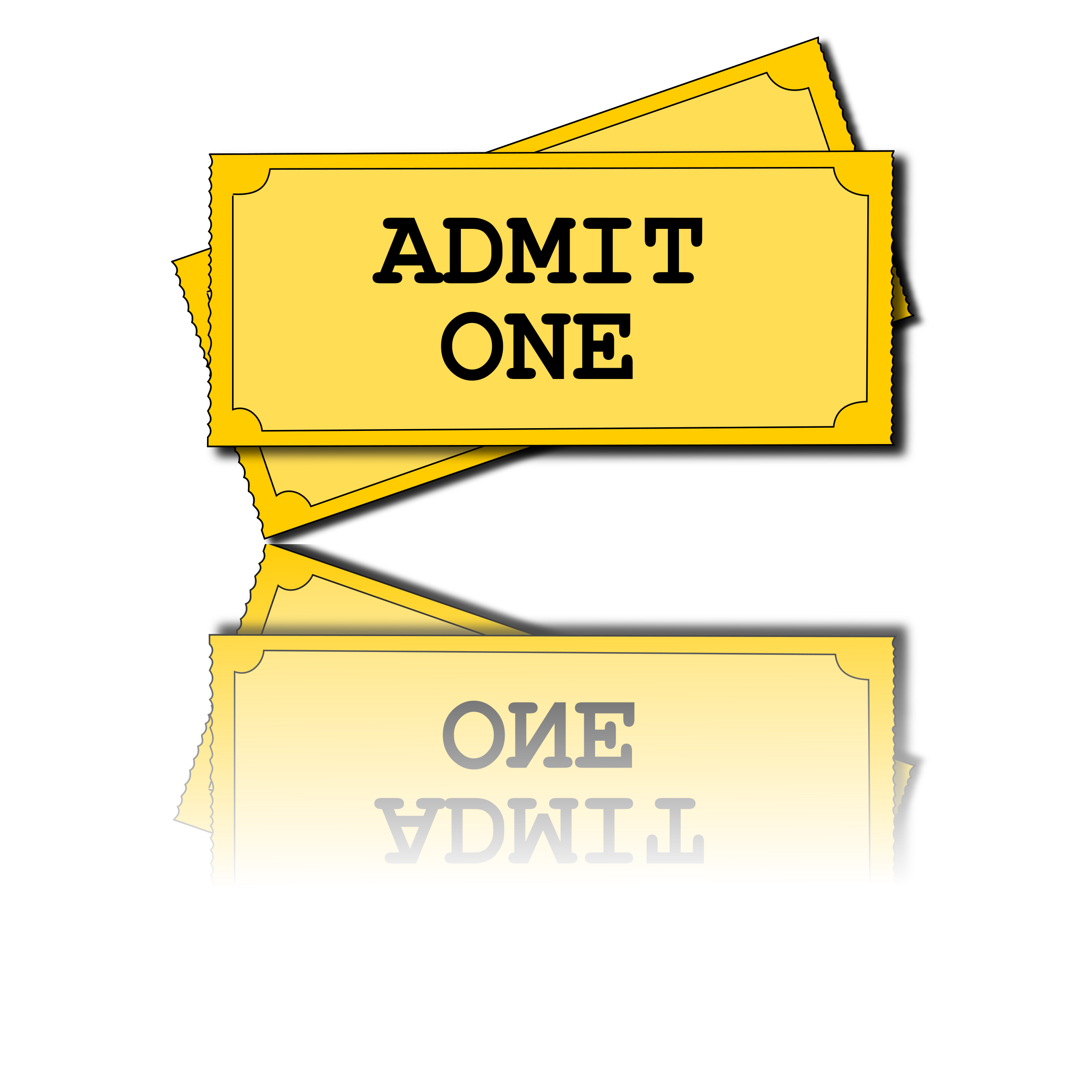 Ticket svg transparent. Movie tickets icons png