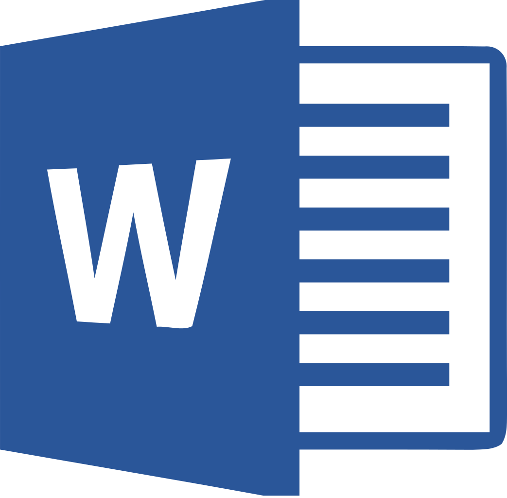 Png to word converter download. Doc logo april onthemarch
