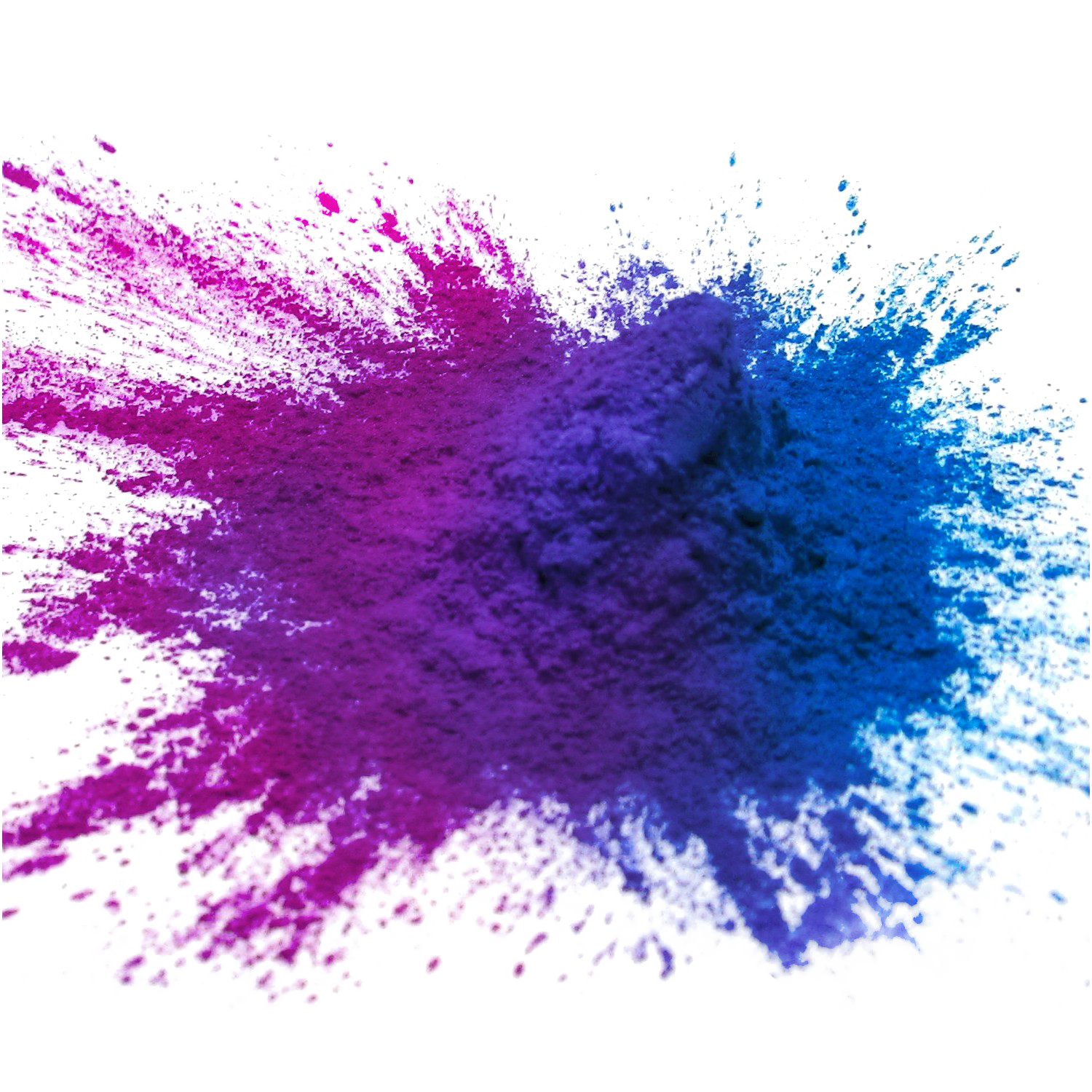 Color png. Holi image with transparent