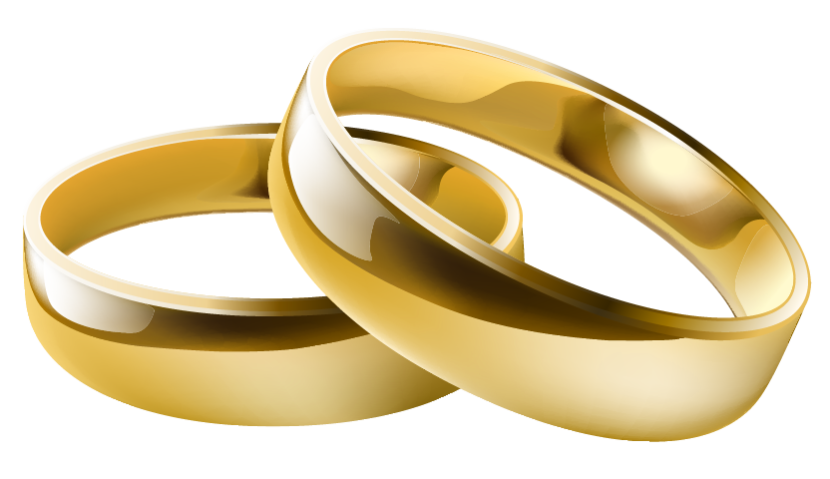 Wedding rings clipart png. Ring images free pictures