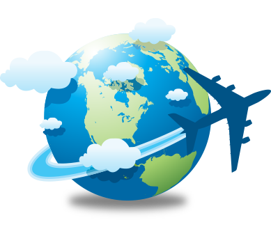 Png travel. World transparent logo transparentpng