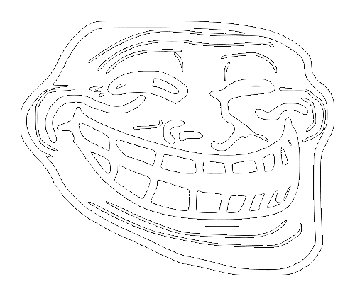 Image x uncyclopedia fandom. Png troll face graphic library stock