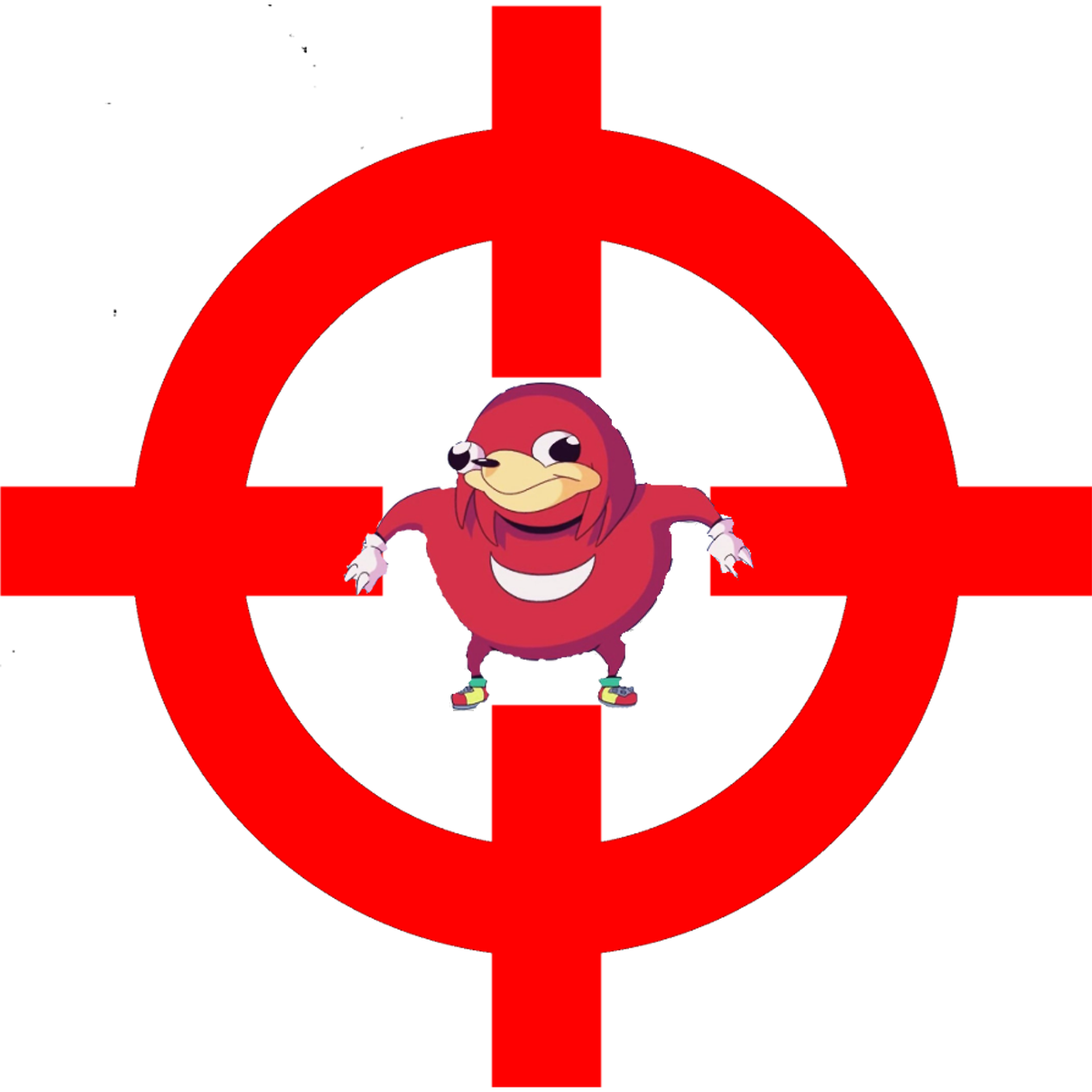 Png uganda knuckles. The poll s done