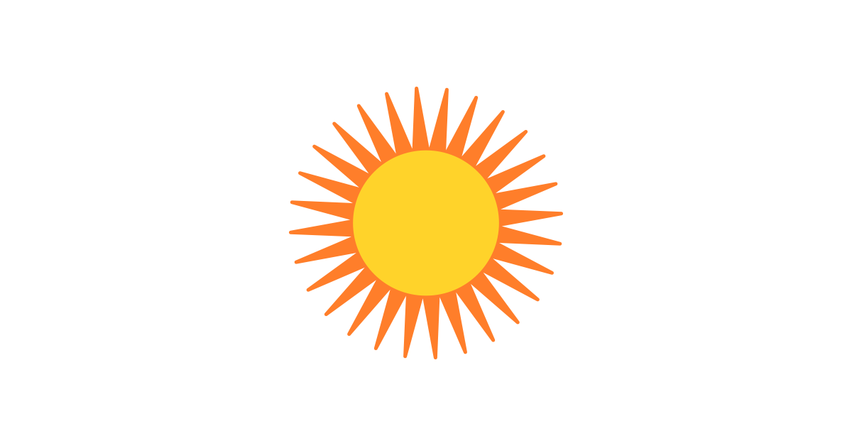 Png vector graphics free download. Sun clipart and the