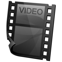 Video clips png. Clip icon simple iconset