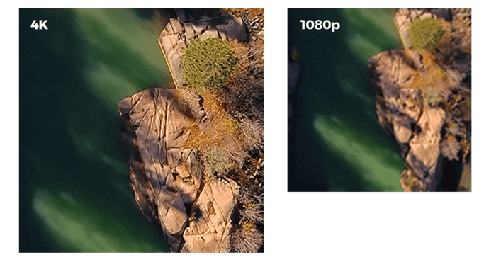 Png vs jpg photography. Drone and aerial survey