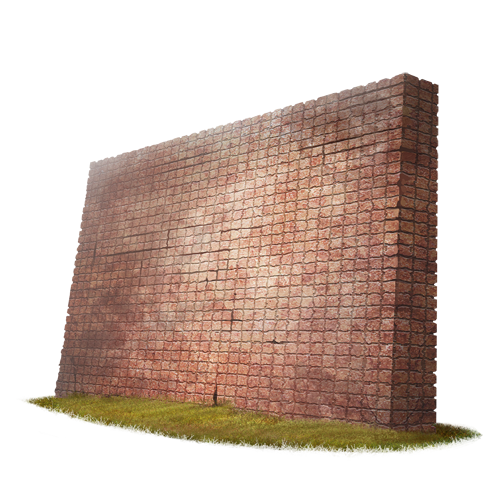 Png wall. High resolution brick icon