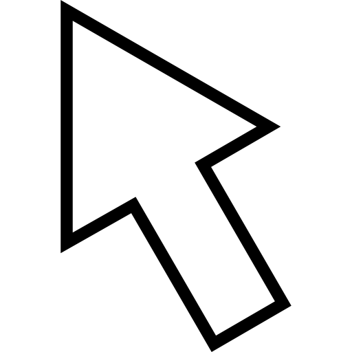 Png white arrow. Cursor free arrows icons