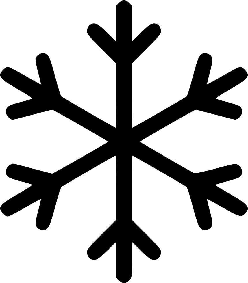 Png winter. Snow snowflake svg icon