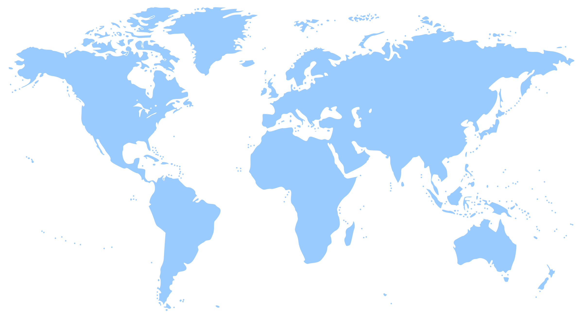 Png world map. Clipart big image