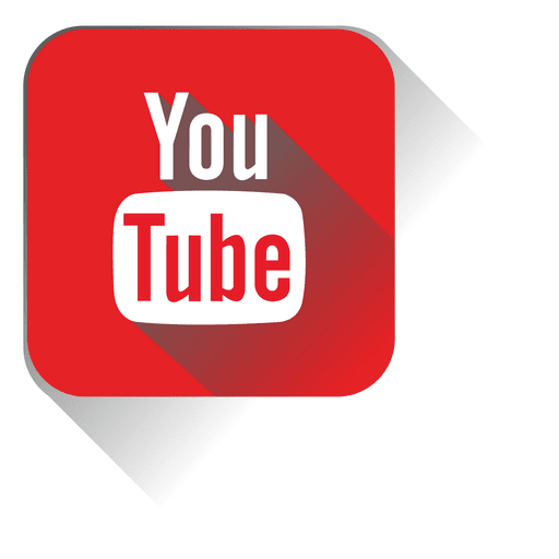 Squared icon transparent svg. Png youtube banner library