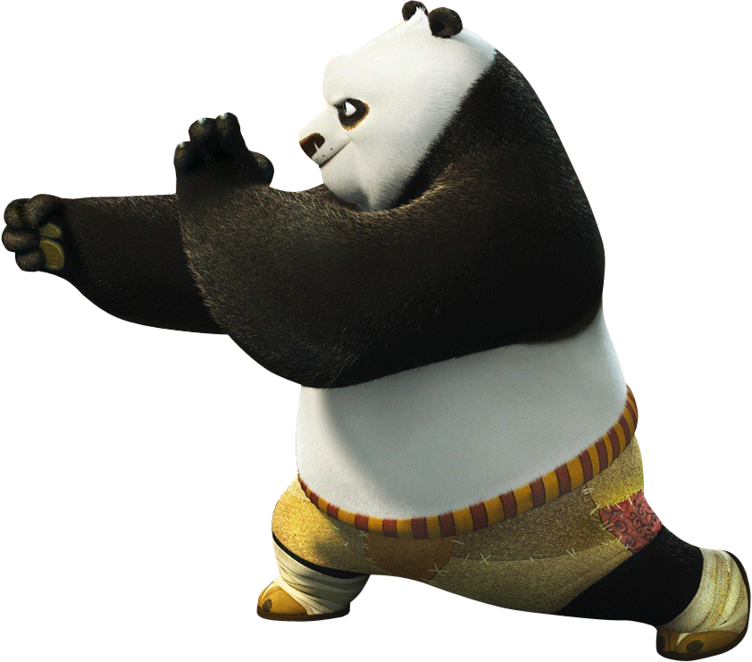 Po kung fu panda png. Transparent images all fighting