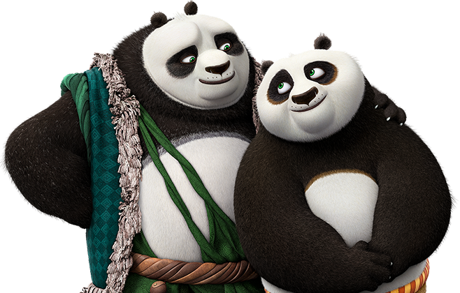 Po kung fu panda png. Li characters related content