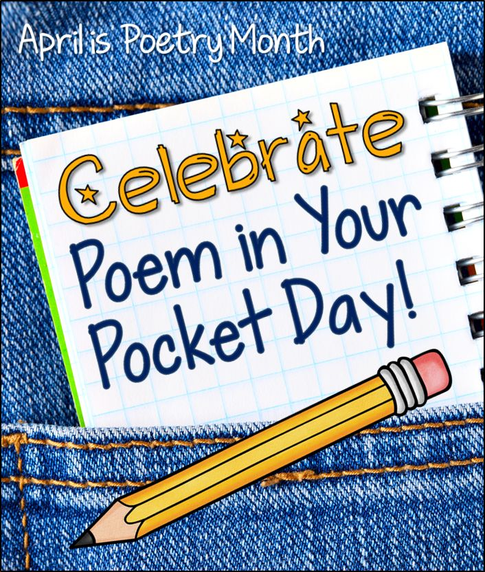 Pocket clipart poem in your pocket. Best poetry for