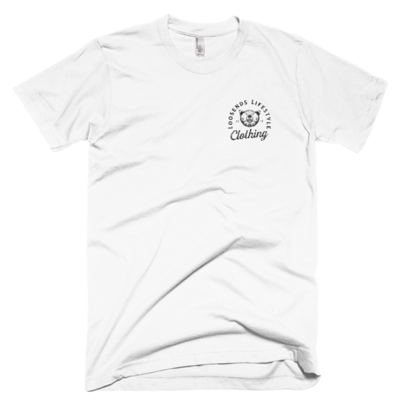 Pocket drawing tee. Tees loosends lifestyle co