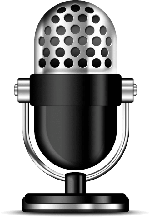 Podcast microphone png. Free images toppng transparent
