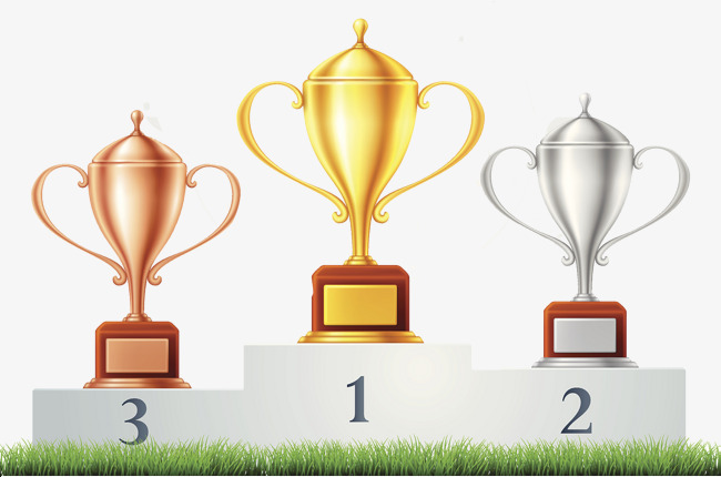 Podium clipart rank. Trophy win match ranking