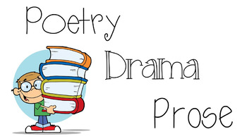 Poem clipart drama. Common core powerpoint presentations