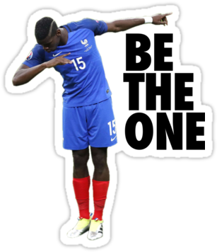 Pogba dab png. Download paul making a