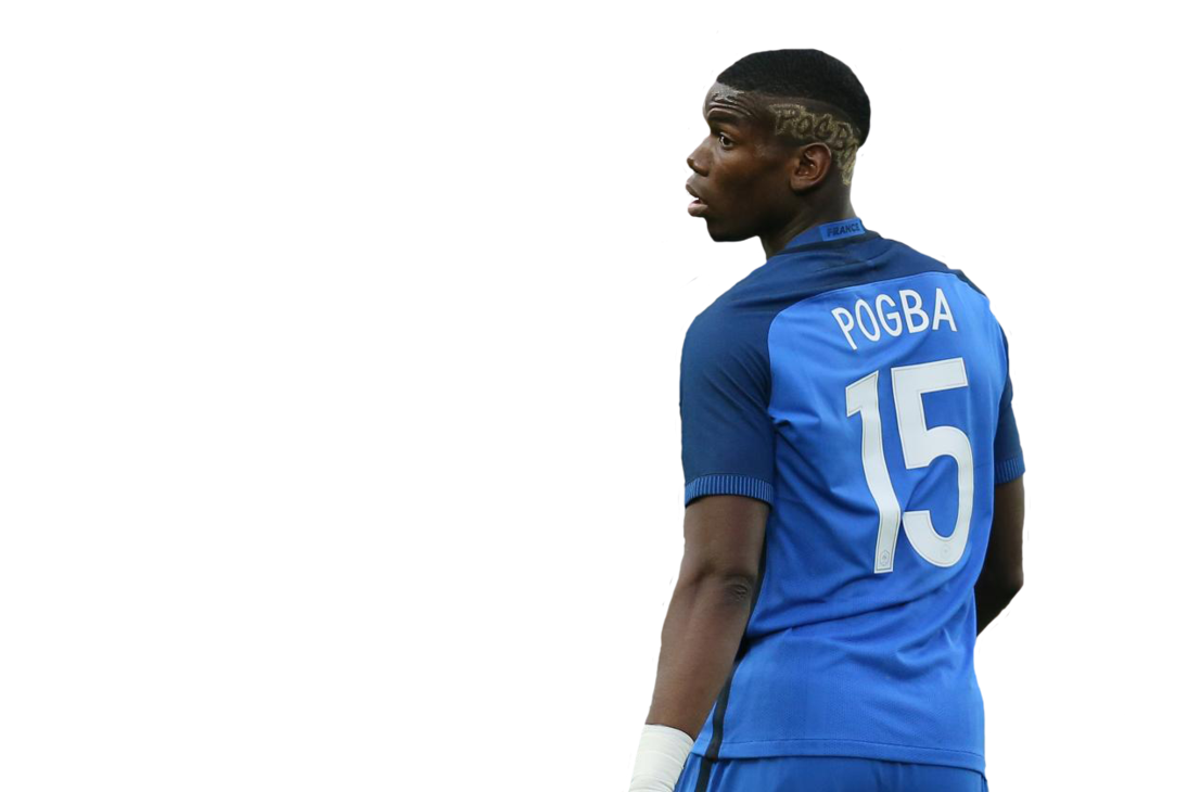 Pogba dab png. Render by tychorenders on