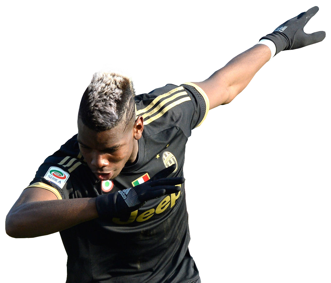 Pogba dab png. If you can t