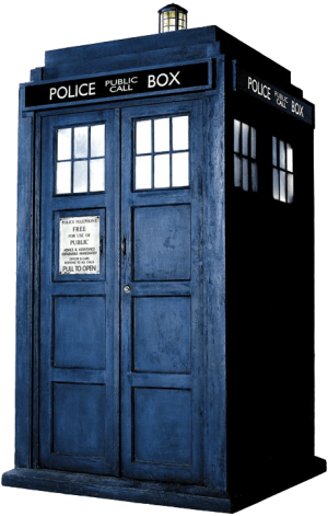 Spacecraft drawing perspective. How to draw tardis