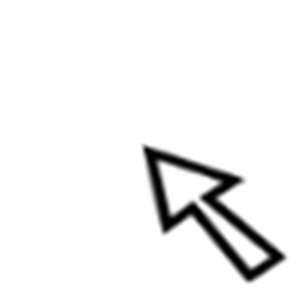 R$ png arrow. Old cursor by erik