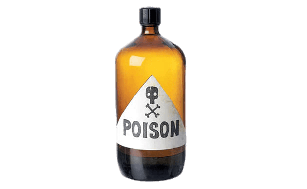 poison transparent