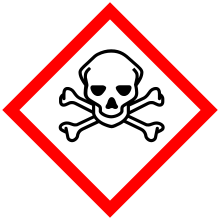 Hazard symbol wikipedia skull. Danger clipart dangerous road clip royalty free library