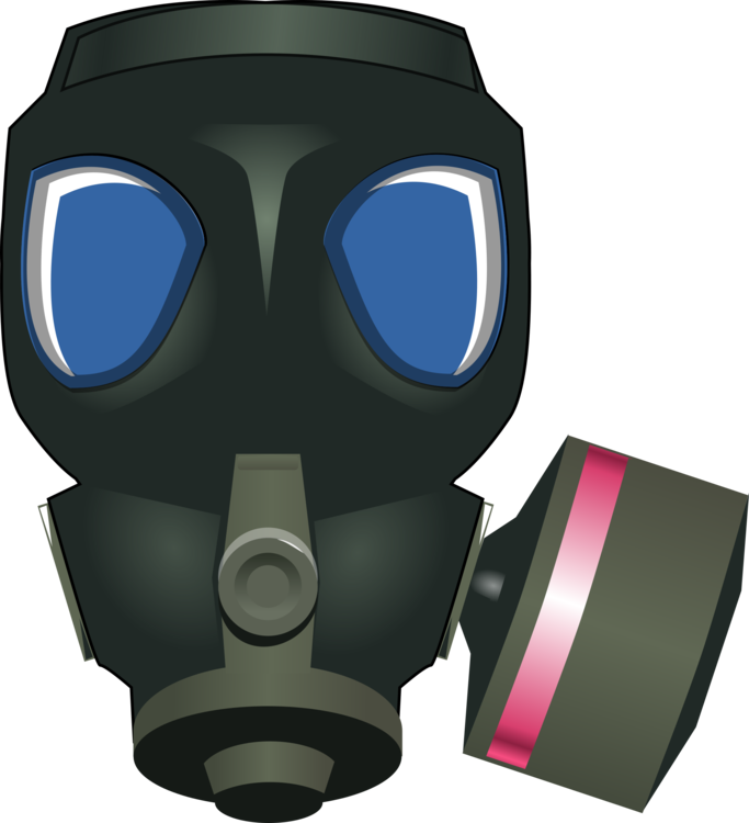 Poison clipart gas mask. Computer icons free commercial