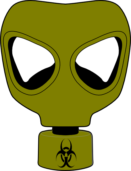 Poison clipart gas mask. Free cliparts download clip